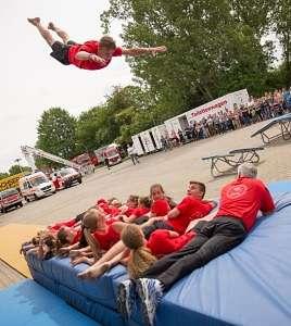 Flying und Dancing Gabös aus Helmstedt