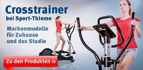 Crosstrainer Shop von Sport-Thieme