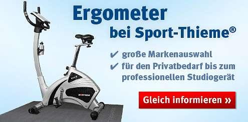 Ergometer kaufen bei Sport-Thieme.de