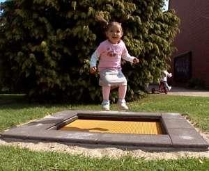 "Eurotramp® Kidstramp ""Kindergarten Mini"""