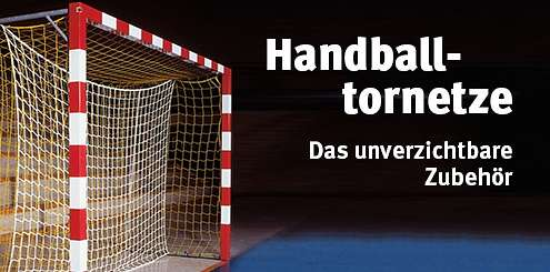 Handballtornetze bei Sport-Thieme