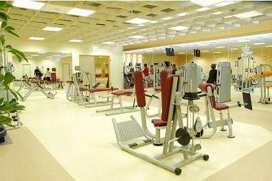 Fitness- und Gesundheitsstudios