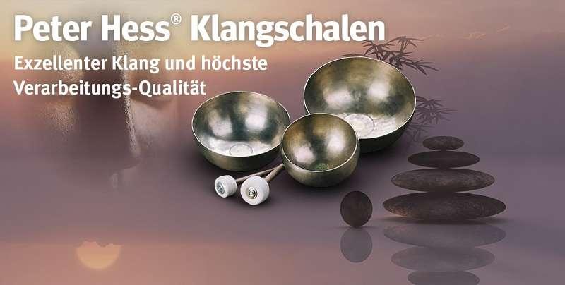 Peter Hess Klangschalen