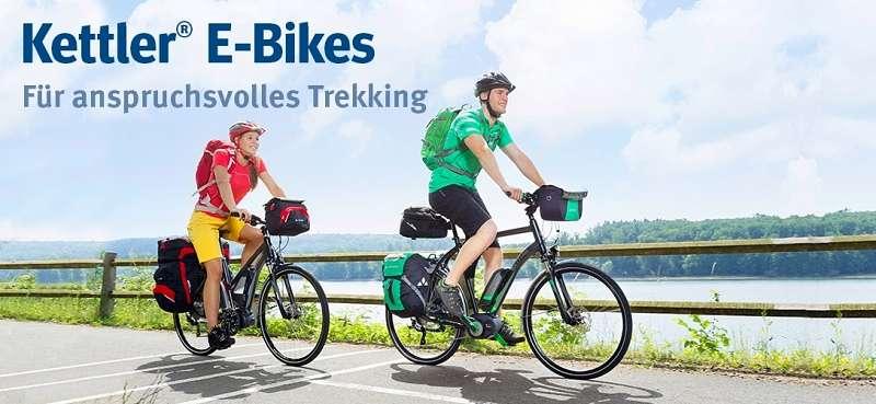 Kettler E-Bikes