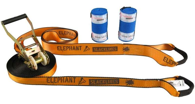 Elephant Slackline Wing 3.5 Set