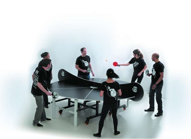 T3 Ping Pong