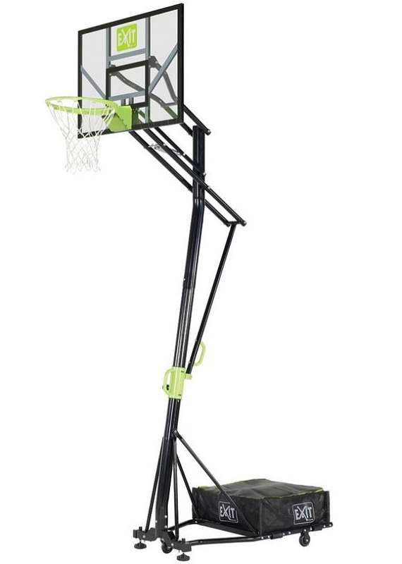 Basketballanlage 'EXIT Galaxy Portable Basket' mit Dunkring