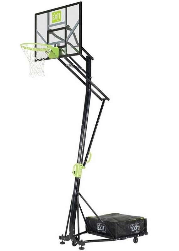 Basketballanlage 'EXIT Galaxy Portable Basket' mit Dunkring