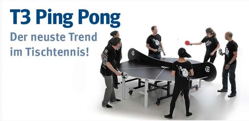 Teaser T3 Ping Pong