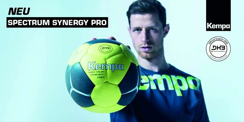 Teaser Kempa Handball Synergy Pro