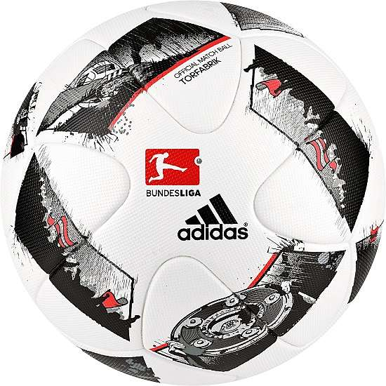 "Adidas® Fußball ""Torfabrik 2016 OMB"""