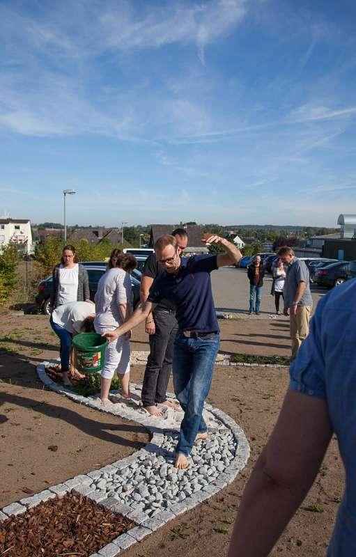 Sport-Thieme Barfußpfad