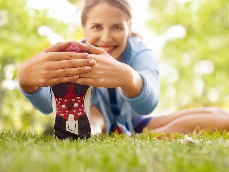 Bewegung Fitness Freizeit