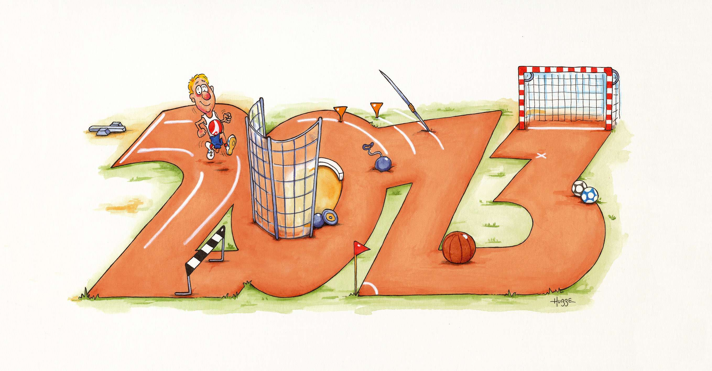 Sport-Thieme wünscht Frohes neues Jahr
