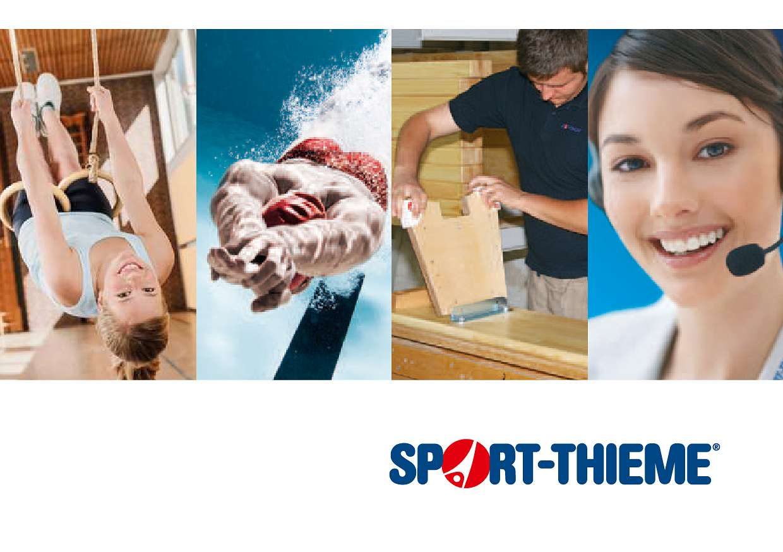 Sport-Thieme Firmen-Portrait.