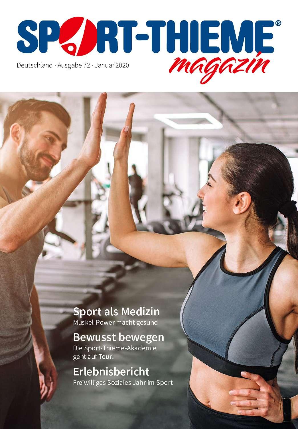 Sport-Thieme Magazin