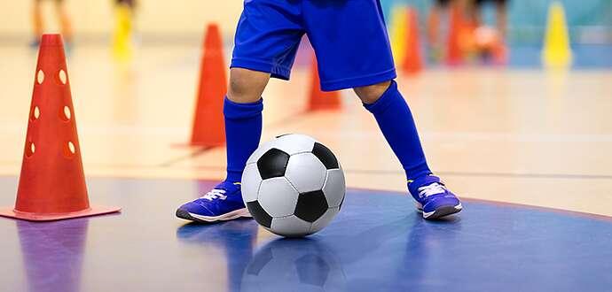 Abwechslungsreicher Sportunterricht