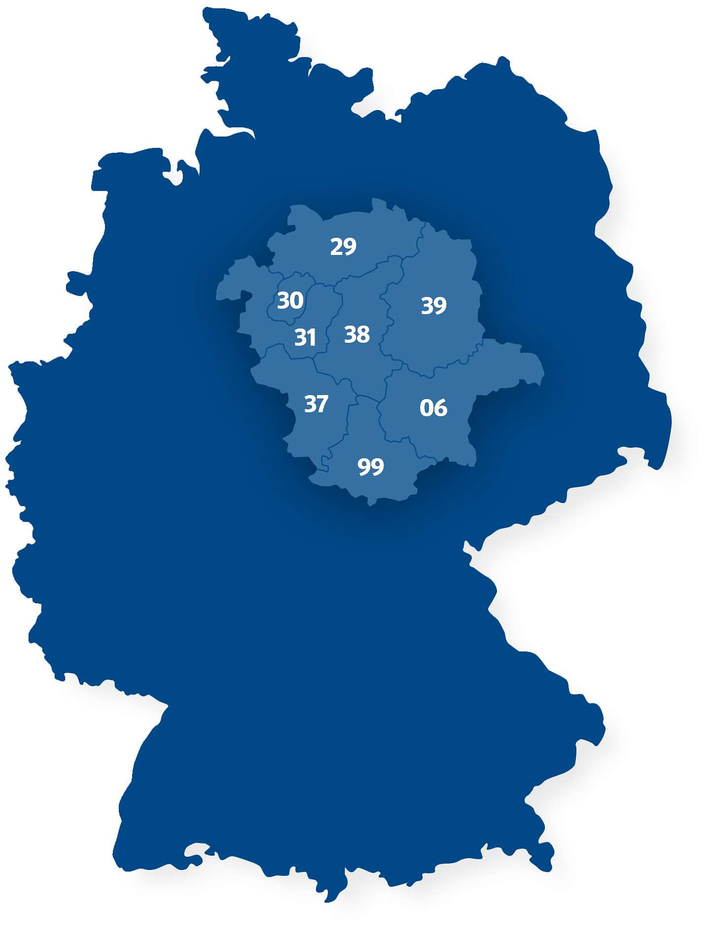 2602 deutsche Dienstleister und Lieferanten im Umkreis von 125 Kilometern