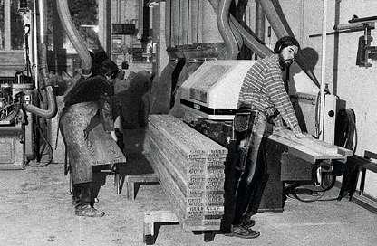 Sport-Thieme 1963: Die neue Werkstatt