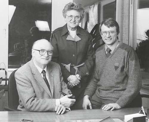 Familie Thieme 1979