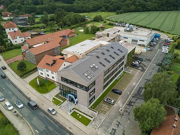 Verwaltungsneugebäude der Sport-Thieme GmbH