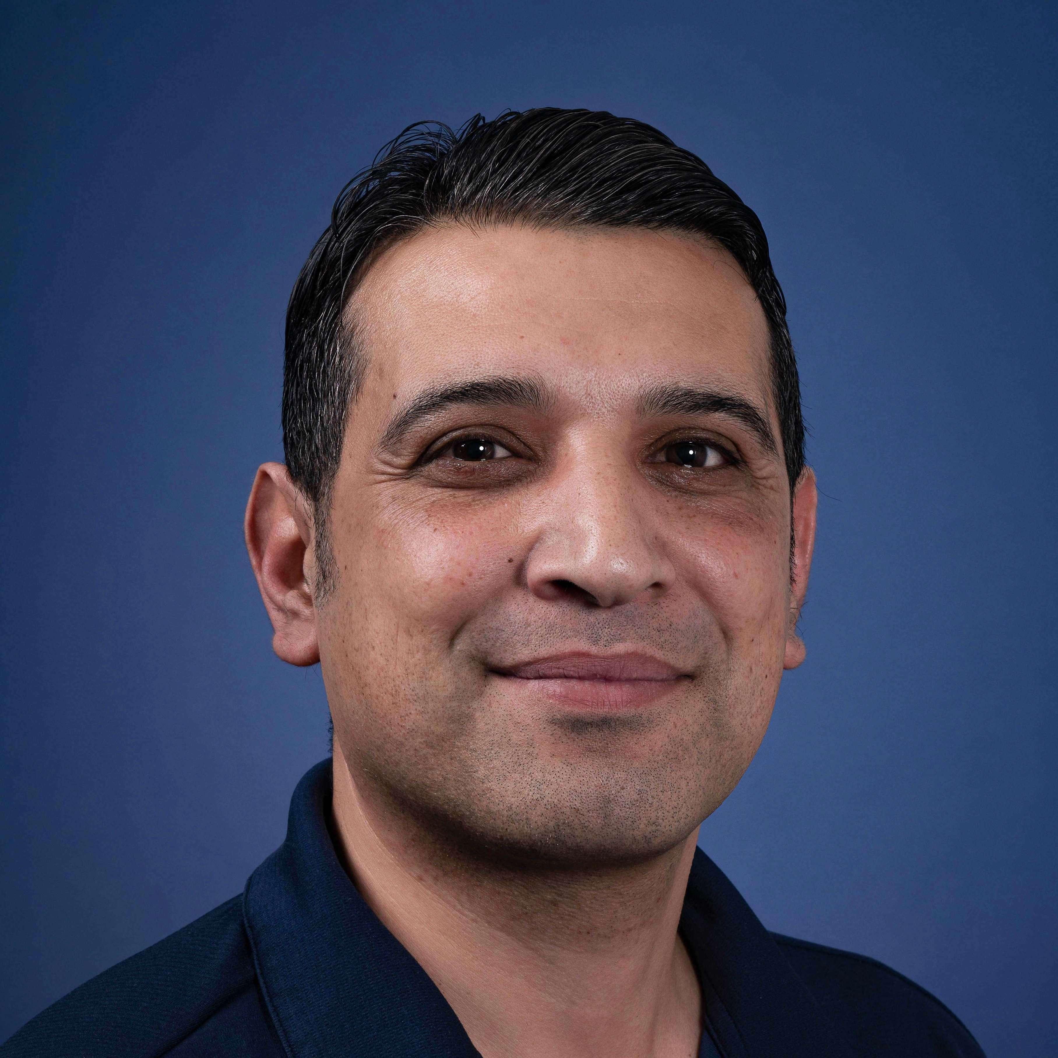 Portrait Brahim El-Sayed