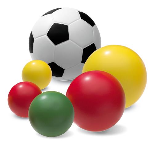 Sport-Thieme® PU-Schaumstoffbälle-Set