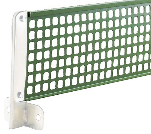Tischtennis-Metall-Netzgarnitur