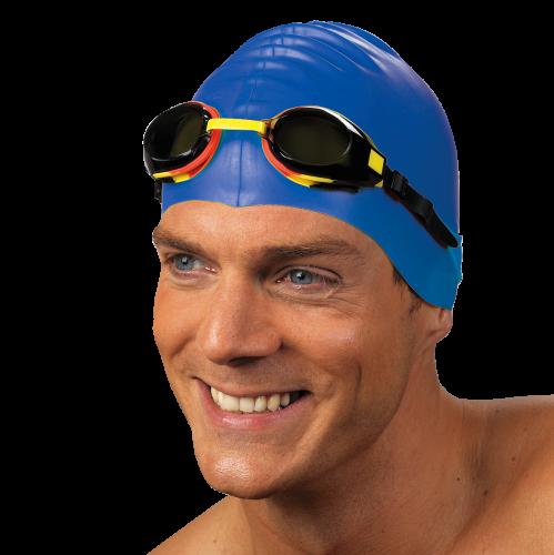 Schwimmkappe  aus Latex