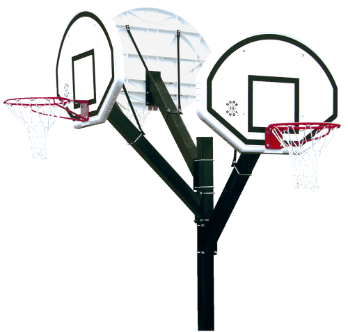 """Triple Court"" Basketball Unit"