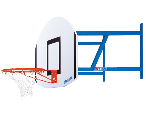 "Sport-Thieme ""Indoor"" Basketball Wall Unit"