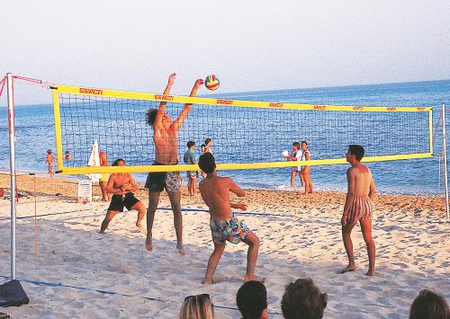 """SunVolley Beachvolleyball-Netz """"Standard"""""""