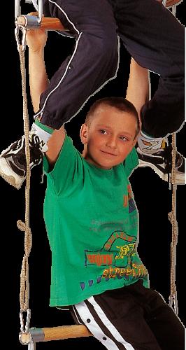 Verbindungs-Seile für Trapezstangen