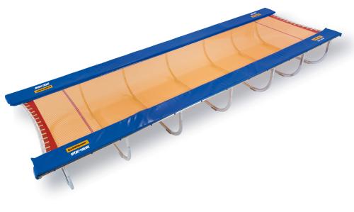 Eurotramp® Trampolinbahn
