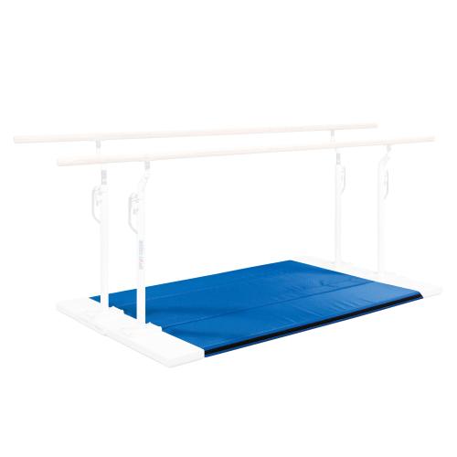 Sport-Thieme 3-Piece Parallel Bar Mat Set with Floor Frame Padding