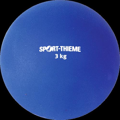 Sport-Thieme Stoßkugel aus Kunststoff