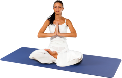 """Sport-Thieme® Yoga-Matte """"Exklusiv"""""""