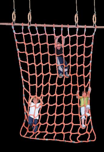 Climbing Net for Gymnastics Rings