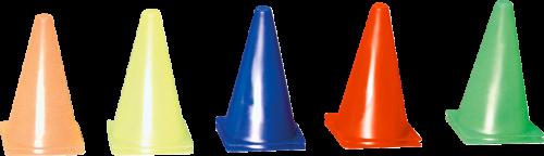 Sport-Thieme Markierungskegel 10er-Set