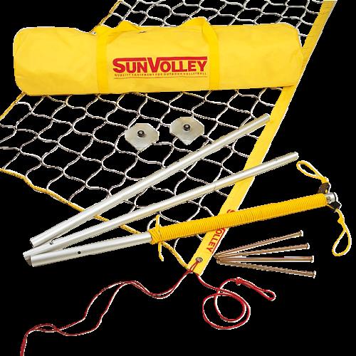 "SunVolley® Beachvolleyball-Anlage ""LC 600"""