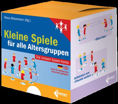 """Kartei:"""" Kleine Spiele für alle Altersgruppen"""""""