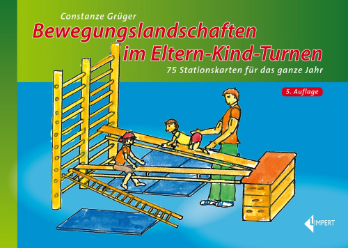 """Kartei """"Bewegungslandschaften im Eltern-Kind-Turnen"""""""