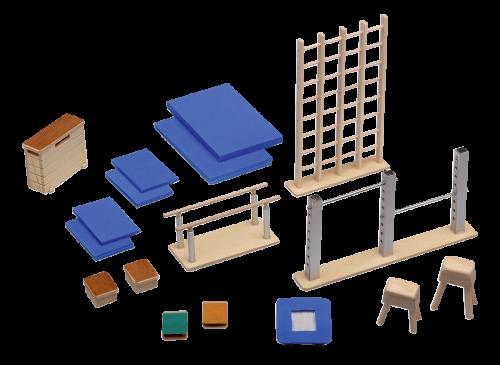 Erweiterungsset für Mini-Turnhalle