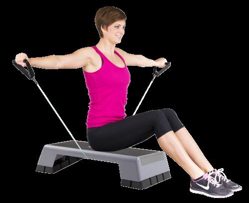Sport-Thieme® Fitness-Step-Tube 10er Sets