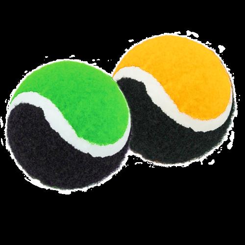 Ersatzbälle für Neopren Klettball-Set