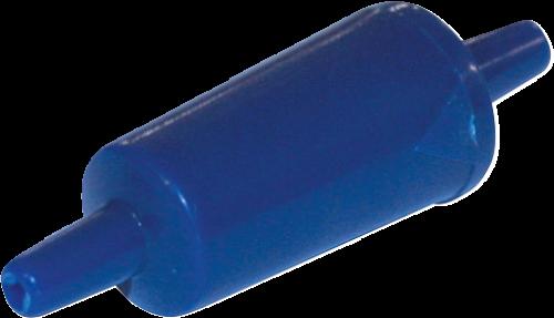 Rückschlag-Ventil für Blasensäulen