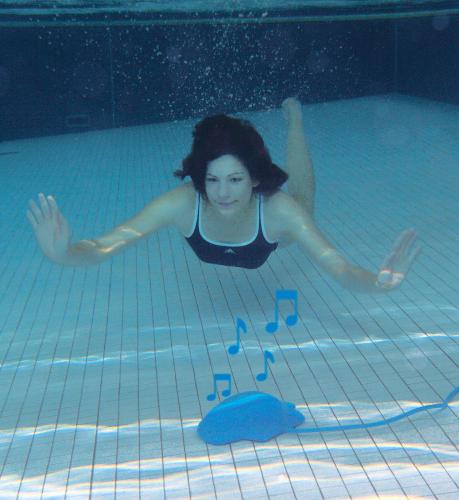 Aqua Musique Unterwasserlautsprecher