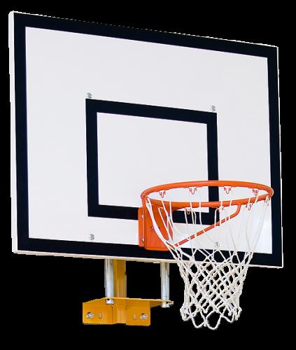 Sport-Thieme Fixed Basketball Wall Frame