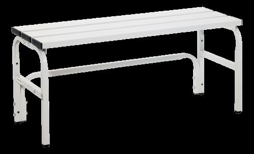 Sypro Wolf® Umkleidebank für Nassräume ohne Lehne