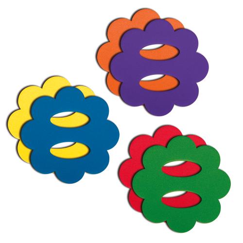 Aqua Flower Color Disc Set